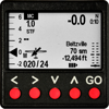 Digital  vario + NAV  display